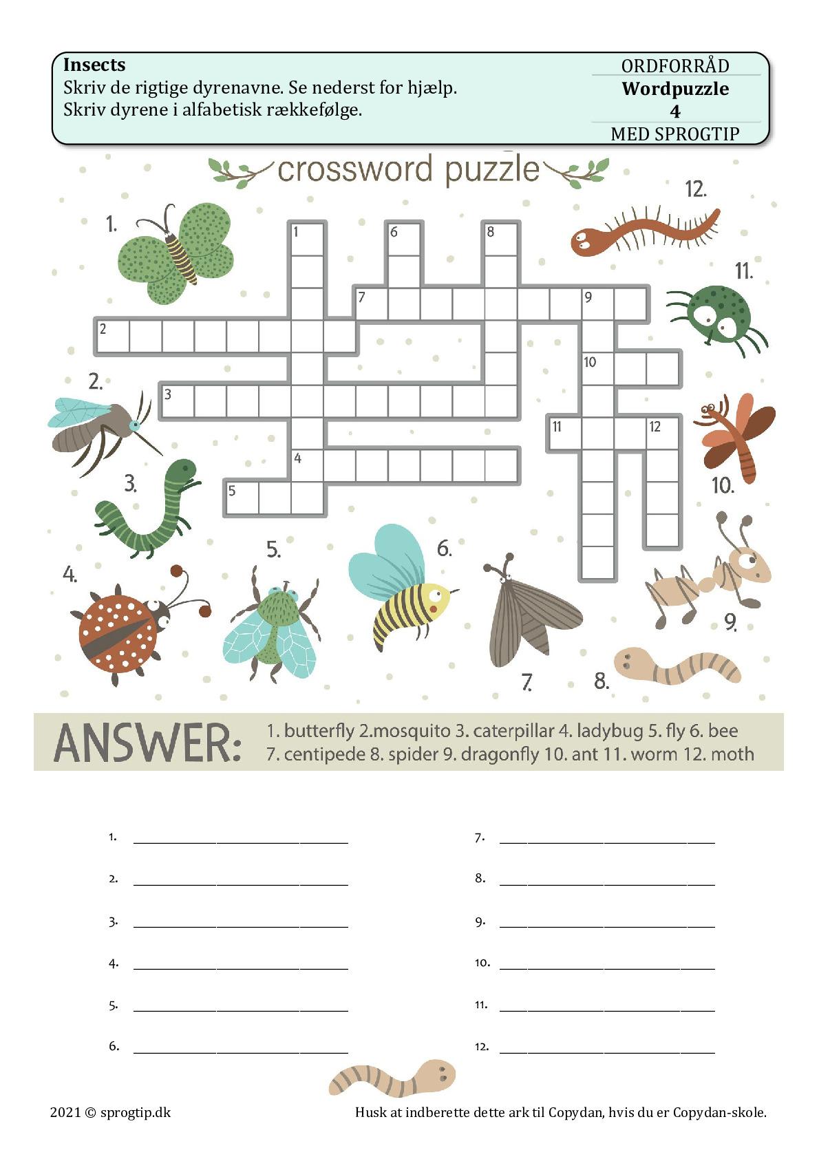 Kopiark/opgave:Wordpuzzle 4