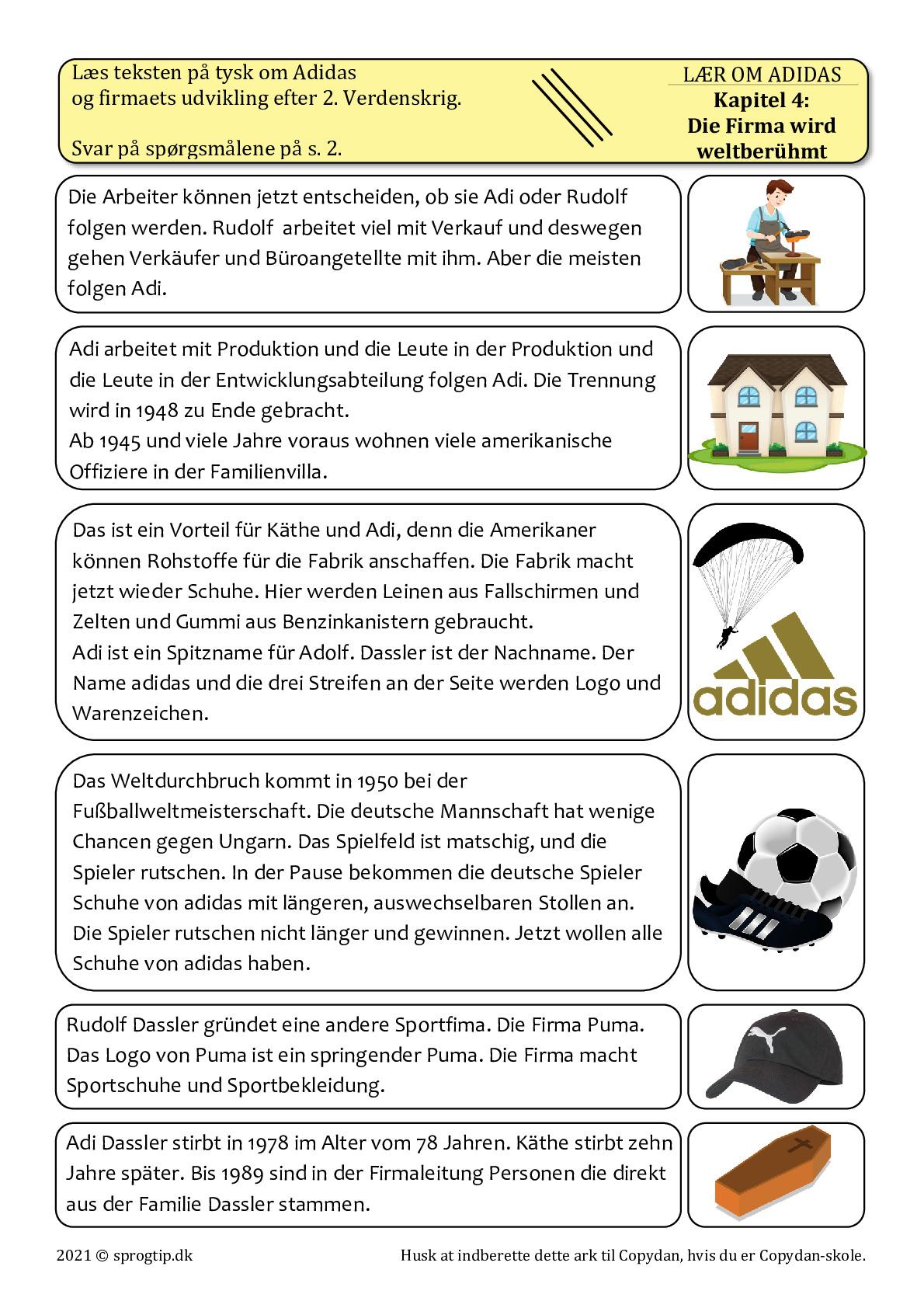 Kopiark/opgave:Adidas kapitel 4
