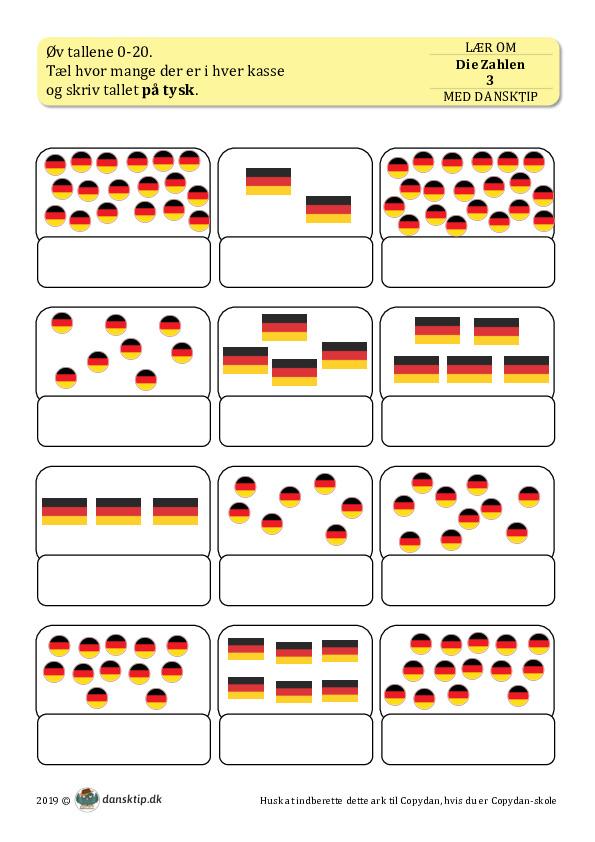 Kopiark/opgave:Die Zahlen 3